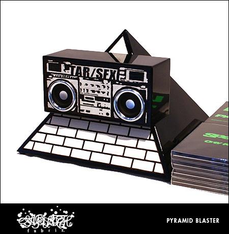 Pyramidblaster