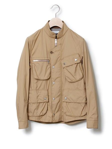 Non1027_rider_jacket_nylon_mini_rip